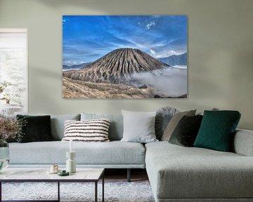 Batok vulkaan van x imageditor