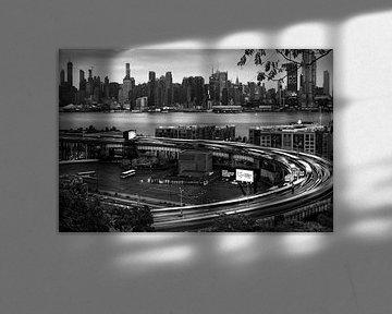 Entrée du tunnel de New York et Lincoln sur Kurt Krause