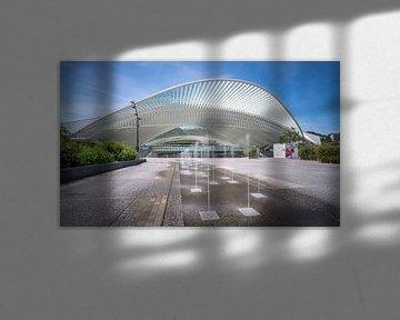 Station Luik-Guillemins