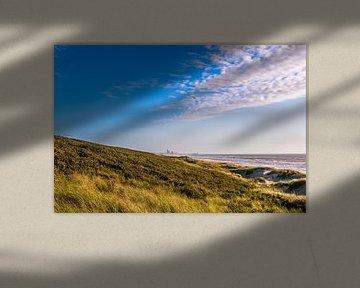 La mer du Nord sur Gijs Rijsdijk