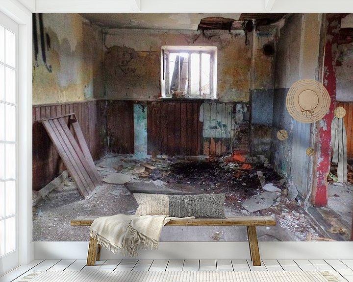 Beispiel fototapete: Lost Places von Ilona Picha-Höberth