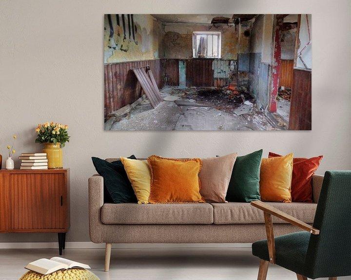 Beispiel: Lost Places von Ilona Picha-Höberth