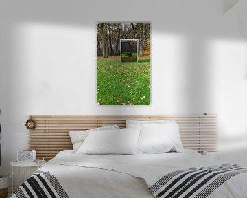 Rolstoel van Marilla van der Knoop