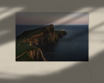 Neist-Point-Leuchtturm auf der Isle of Skye von Niels Eric Fotografie