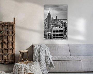 Three Icons NYC van Nils Bakker