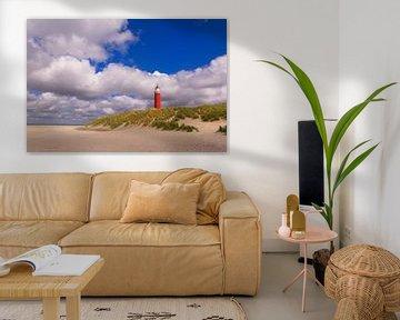 Wolkenimpression am Leuchtturm