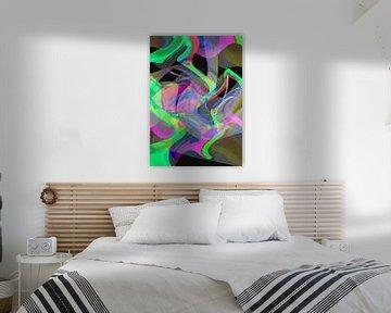 Nieuwe Kleuren Utopia van Jeroen van der Steen
