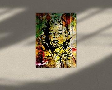 Marilyn Monroe van PictureWork - Digital artist