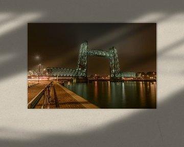 De Hef-brug, Rotterdam van Gea Gaetani d'Aragona