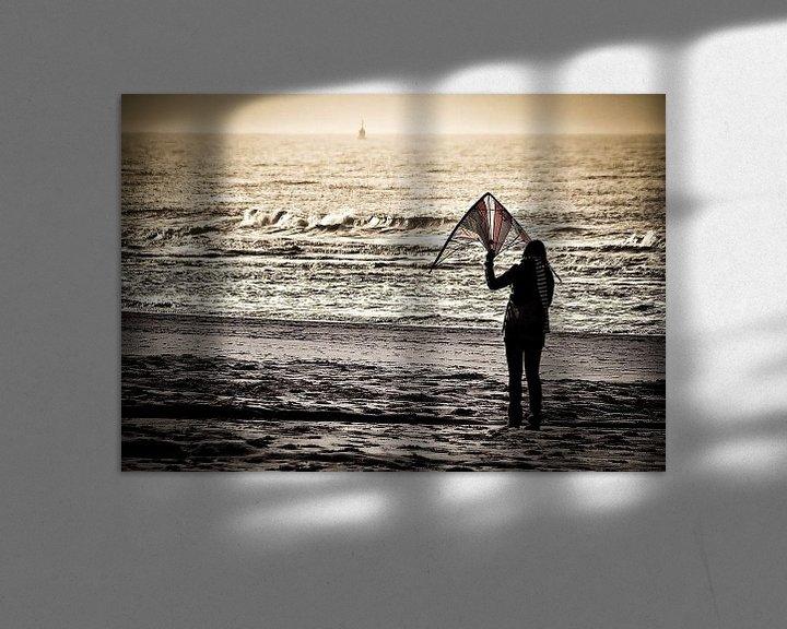 Sfeerimpressie: Come fly with me. van Michel Derksen