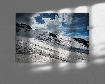 Gletsjer Glacier de la Girose