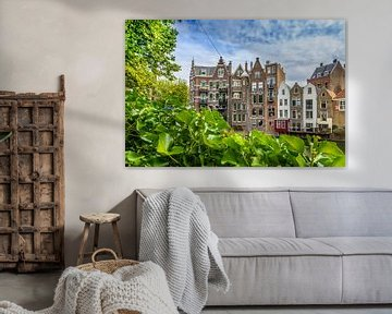 Historisch Delfshaven Rotterdam, Holland van Arisca van 't Hof