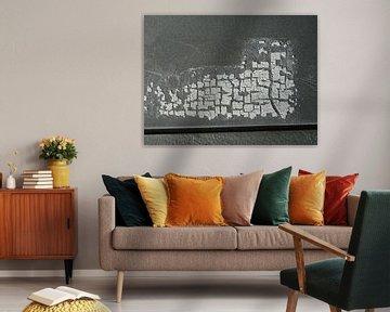 Urban Abstract 345 van MoArt (Maurice Heuts)