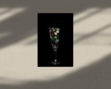 Knikker in glas _5