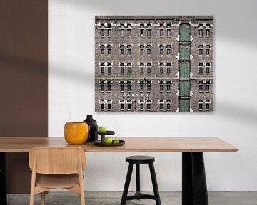 Santos Rotterdam von Artstudio1622