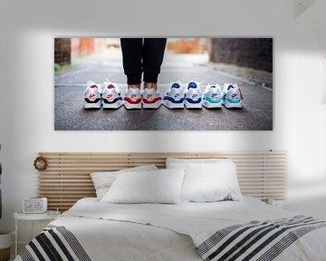 Sneaker addict sur Yori Hurkmans