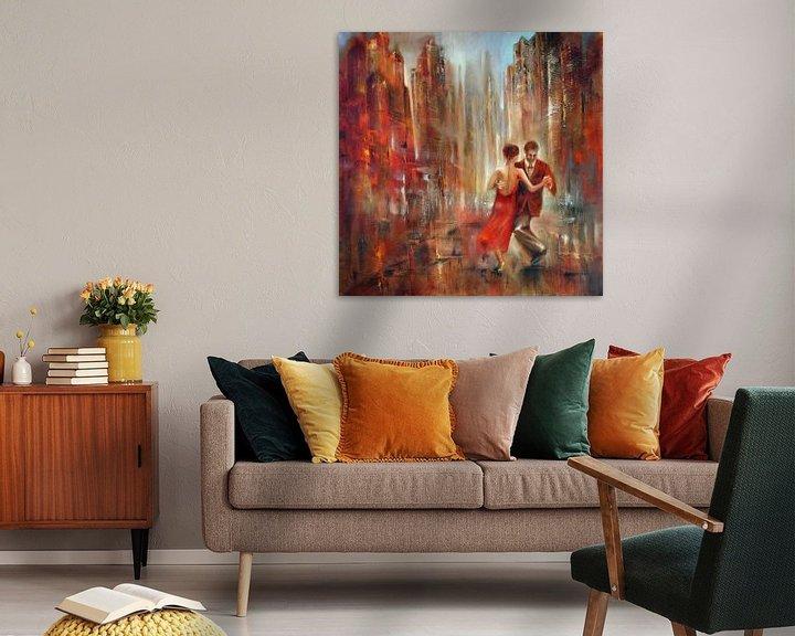 Beispiel: Tango von Annette Schmucker