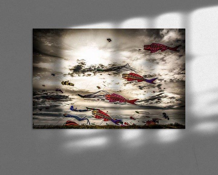 Beispiel: Drachenfest Fehmarn von Dirk Bartschat