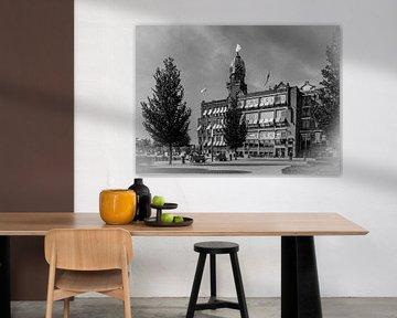 Retro14/ Hotel New York, Kop van Zuid, Rotterdam von Henry van Schijndel