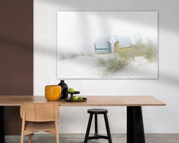 Strandstoelen Helgoland von Ingrid Van Damme fotografie