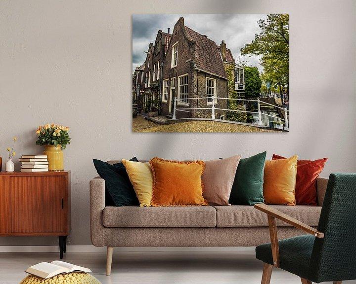 Sfeerimpressie: Typisch Delft van Arisca van 't Hof