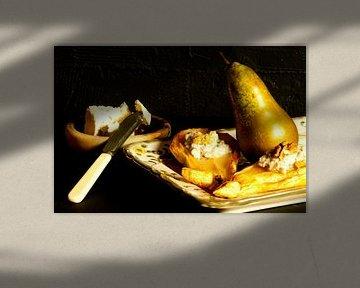 Stuffed pears van Carla Broekhuizen