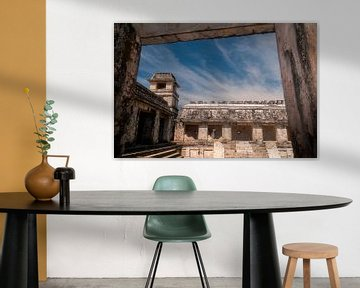 Mexico: Pre-Hispanic City and National Park of Palenque (Palenqu van Maarten Verhees