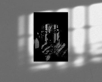 In Black no. 001 von PictureWork - Digital artist