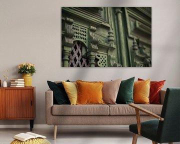 Die Türen von Portugal Detail von Stefanie de Boer