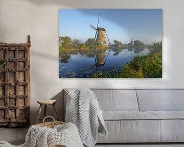 Molens Kinderdijk van Dirk van Egmond