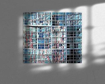 Red Apple Gebäude von Artstudio1622