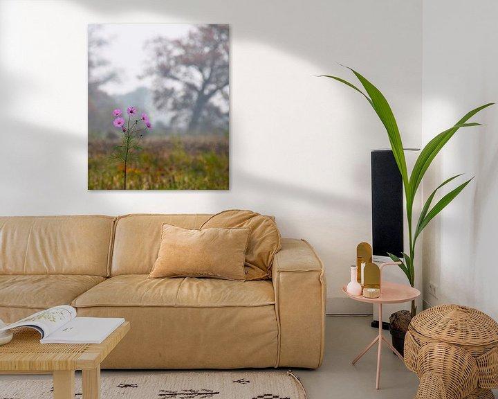Beispiel: Herbstliche Landschaft von Marijke Keijser