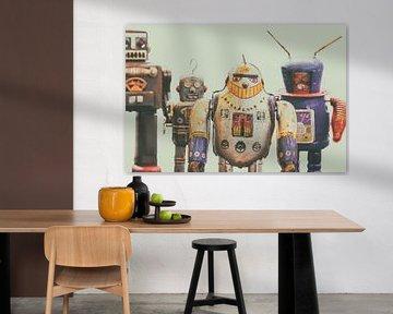 I Robot van Martin Bergsma