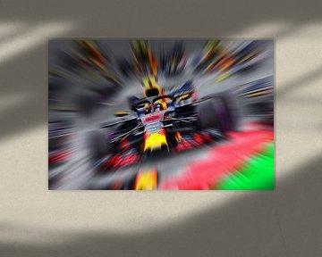 Shooting Star Max Verstappen #33 von Jean-Louis Glineur alias DeVerviers