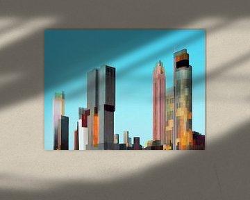 18. Stadtkunst, Abstrakt, Rotterdam - B. von Alies werk