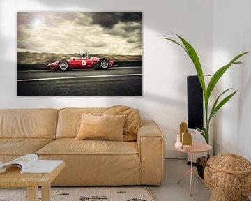 Ferrari 156 Sharknose von Maurice Volmeyer