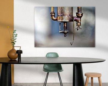 Serie 'Steam' 3/7 von Rick Van der Poorten