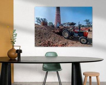 Barwa: Steenfabriek van Maarten Verhees