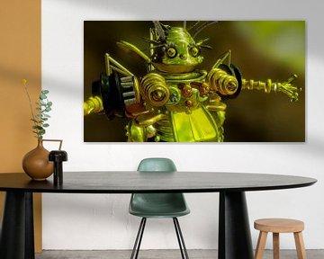 Vriendelijke robot van Rein Bijlsma