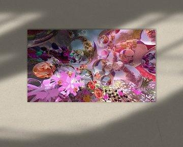 Bloemenwereld von Rein Bijlsma