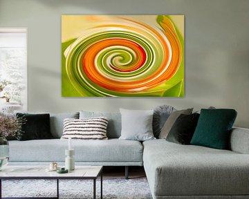 Swirl von Maren Oude Essink