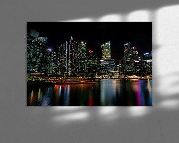 Singapore Marina Bay Sands van Lorenzo Nijholt
