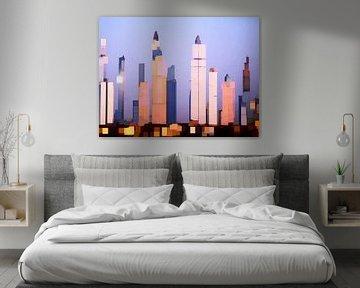 31. City-art, Abstract, stad L.