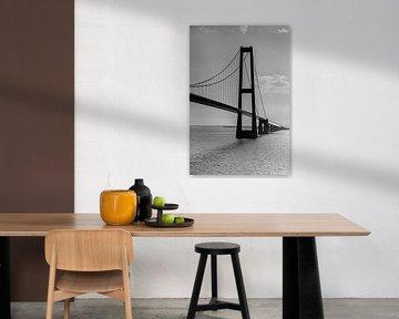 De Grote Beltbrug. von Menno Schaefer