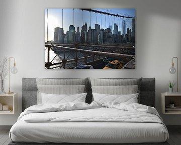 Skyline van Manhattan, New York