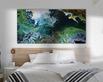 Abstract multicolor von Rob Hendriks