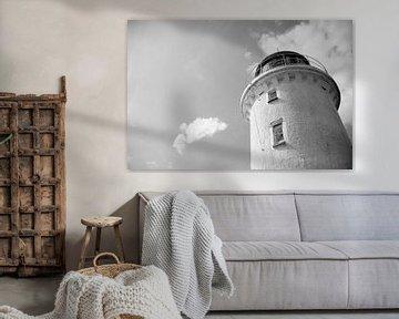 Leuchtturm in Ostschweden von Rob van Dam