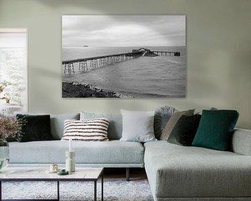 Pier in Zuid Engeland von Rob van Dam