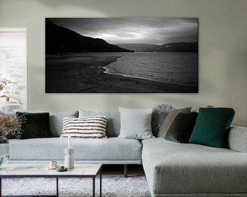 Strand in Noorwegen von Rob van Dam