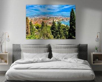 Panorama Split van Sense Tisfactions